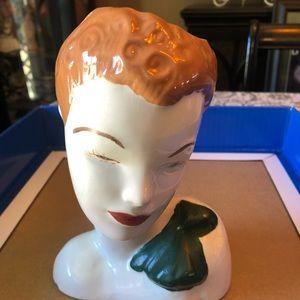 Vintage Head Vase